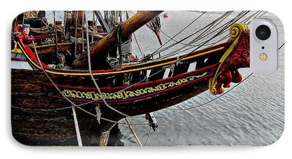 Before Setting Sail Phone Case by Douglas Barnard