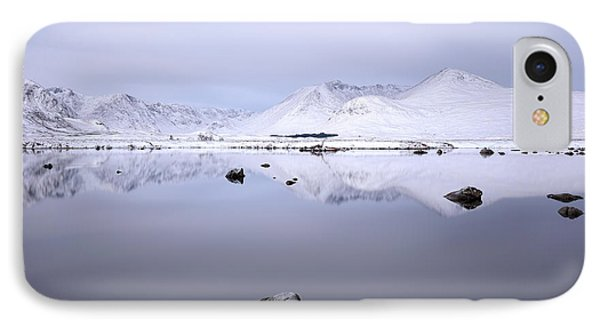 IPhone Case featuring the photograph Before Sunrise, Glencoe by Grant Glendinning