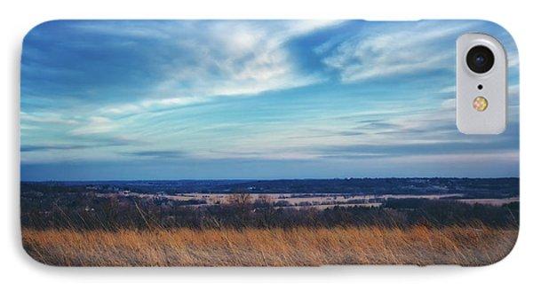 Before Sunset At Retzer Nature Center - Waukesha IPhone Case by Jennifer Rondinelli Reilly - Fine Art Photography