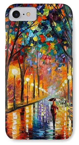 Before The Celebration Phone Case by Leonid Afremov
