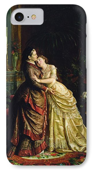 Before The Marriage Phone Case by Sergei Ivanovich Gribkov