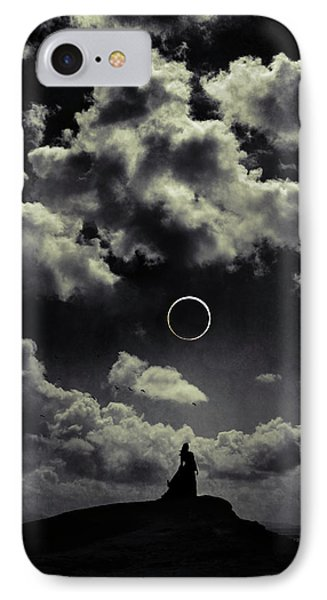 Beginning Of The End IPhone Case by Cambion Art