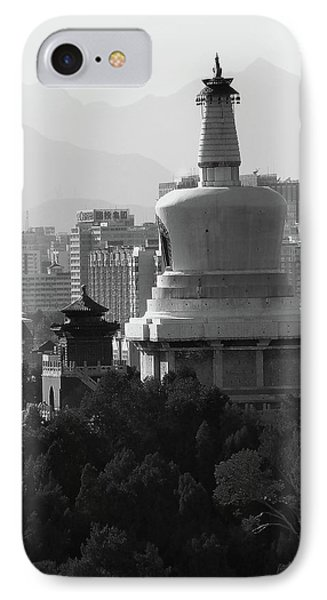 Beijing City 3 Phone Case by Xueling Zou