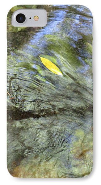 IPhone Case featuring the photograph Being Still by Marie Neder