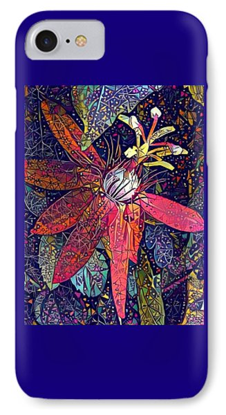 Bejeweled Passion IPhone Case by Geri Glavis