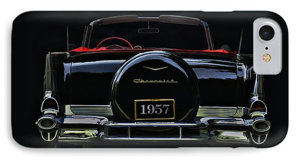 Bel Air Nights IPhone Case by Douglas Pittman