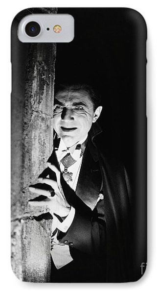 Bela Lugosi Dracula IPhone Case