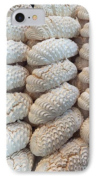 Belgium Meringues IPhone Case by Evan N
