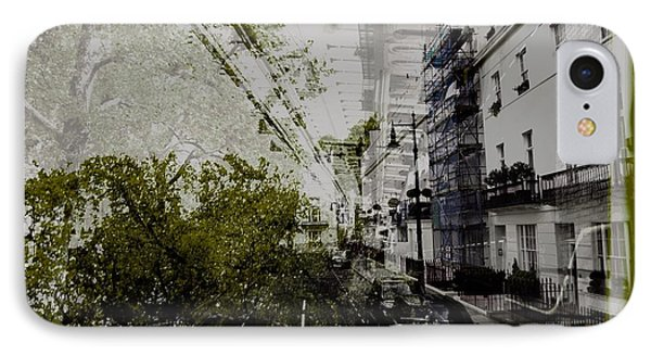 Belgravia Row Houses IPhone Case
