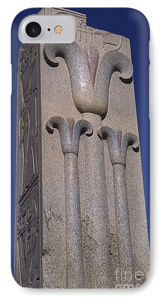 IPhone Case featuring the photograph Belief In The Hereafter I by Urft Valley Art