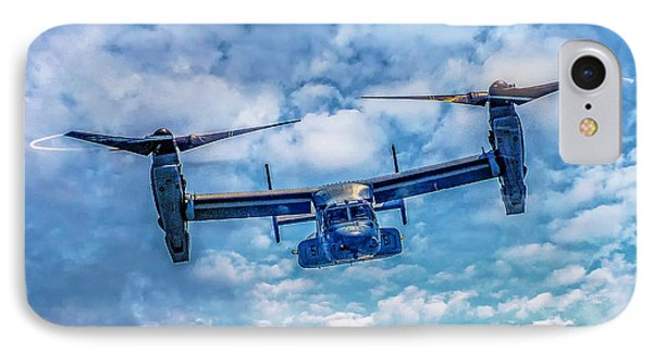 Bell Boeing V-22 Osprey  IPhone Case