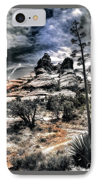 IPhone Case featuring the photograph Bell Rock by Jim Hill