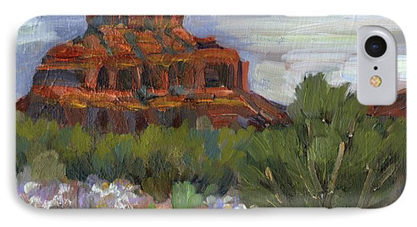 Bell Rock Sedona IPhone Case by Diane McClary