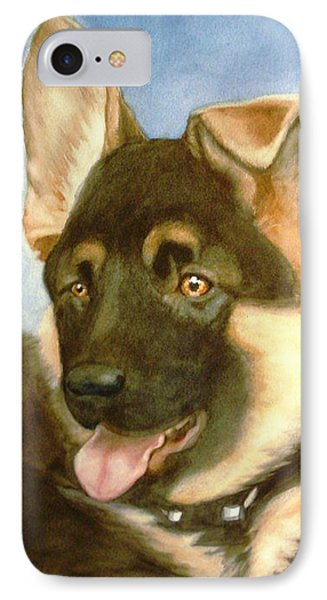 Bella IPhone Case by Marilyn Jacobson
