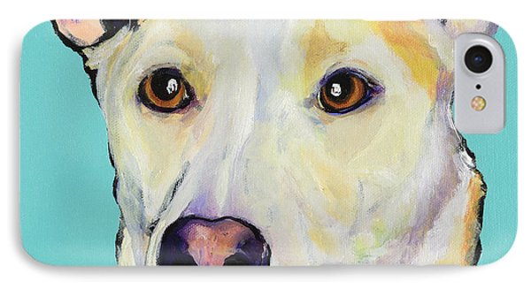 Bella Phone Case by Pat Saunders-White