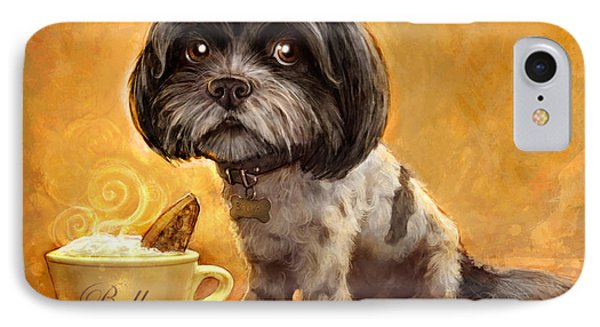 Bella's Biscotti IPhone Case by Sean ODaniels