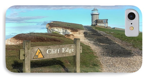 Belle Tout - England IPhone Case