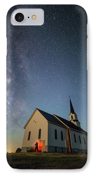 IPhone Case featuring the photograph Belleview Selfie  by Aaron J Groen