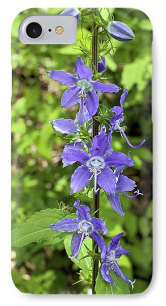 IPhone Case featuring the photograph Bellflower by Scott Kingery