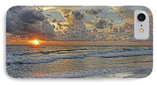 Beloved - Florida Sunset IPhone Case by HH Photography of Florida