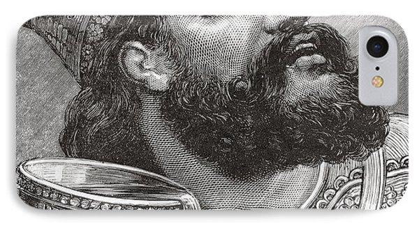 Belshazzar IPhone Case