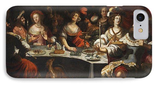 Belshazzar's Feast IPhone Case