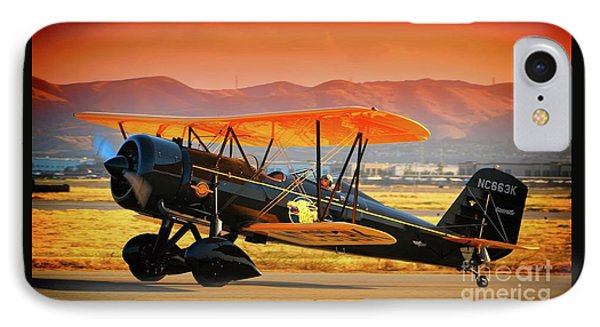 Ben Scott's Stearman Speedmail 4e Version 2 IPhone Case