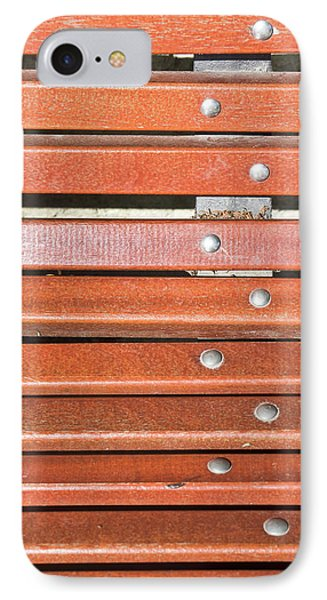 Bench Planks IPhone Case