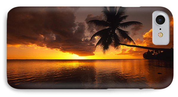 Bending Palm Phone Case by Ron Dahlquist - Printscapes