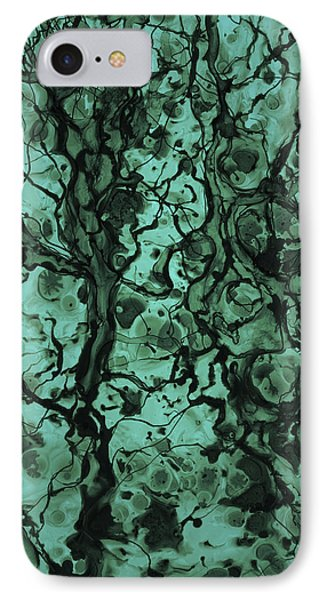 Beneath The Surface IPhone Case by David Gordon