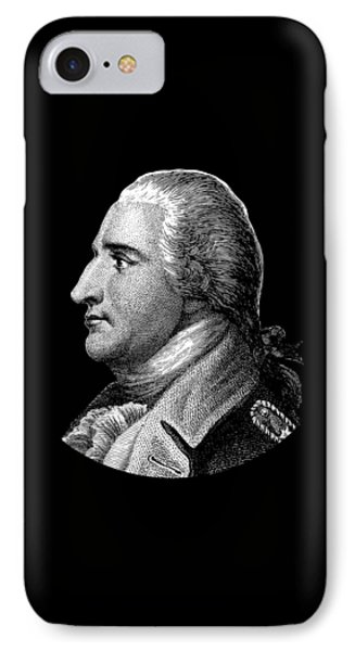 Benedict Arnold - The Traitor  IPhone Case
