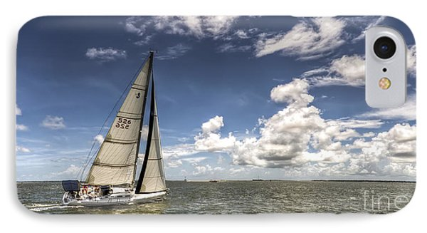Beneteau First 40.7 IPhone Case by Dustin K Ryan