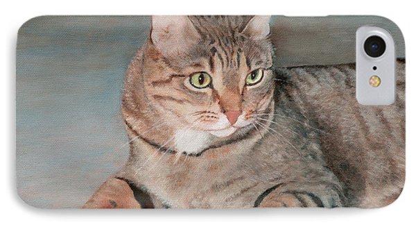 Bengal Cat IPhone Case by Joshua Martin