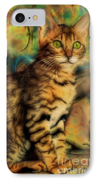 Bengal Kitten IPhone Case