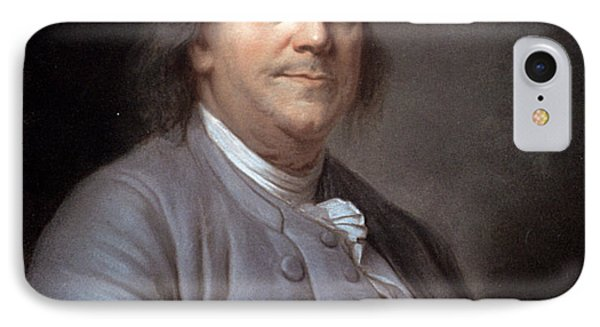 Benjamin Franklin Phone Case by Granger