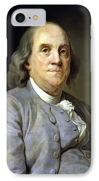 Benjamin Franklin IPhone Case