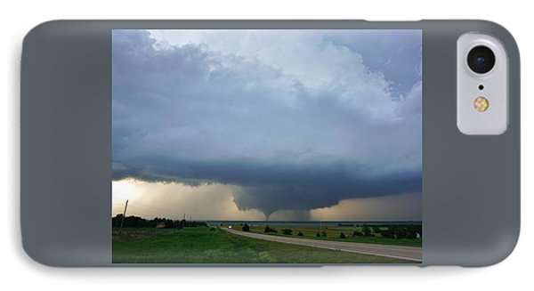 Bennington Tornado - Inception IPhone Case