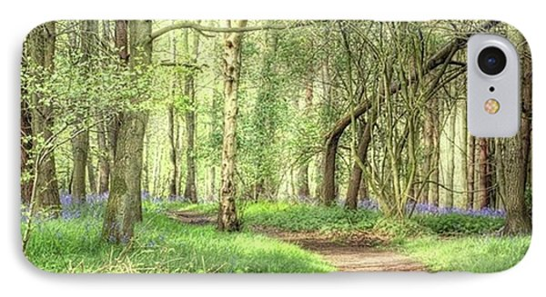 Bentley Woods, Warwickshire #landscape IPhone Case