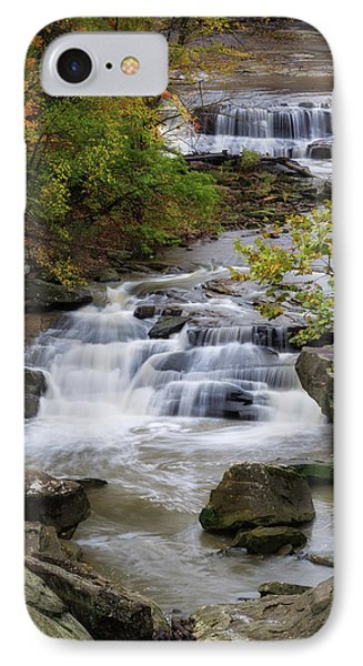 IPhone Case featuring the photograph Berea Falls by Dale Kincaid