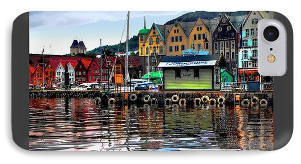 Bergen Colors IPhone Case by Jim Hill