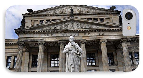 Berlin 4 IPhone Case