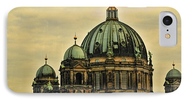 Berlin Architecture Phone Case by Jon Berghoff