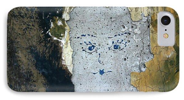 Berlin Wall Mural IPhone Case by KG Thienemann