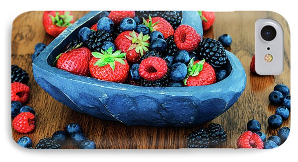 Berries Collection IPhone Case by Vishwanath Bhat