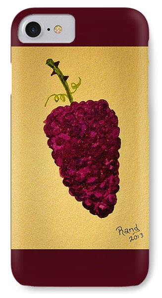 Berry Good IPhone Case by Rand Swift