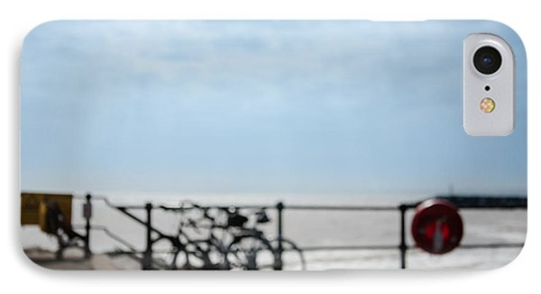 IPhone Case featuring the photograph Beside The Seaside #6 by Jan Bickerton