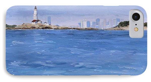Best Of Boston IPhone Case by Laura Lee Zanghetti