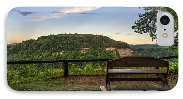 IPhone Case featuring the photograph Best Seat In The House by Mark Papke
