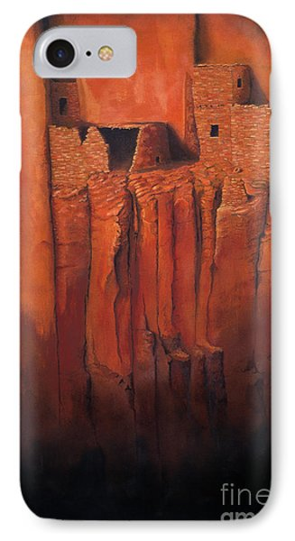 Betatakin Ruins Phone Case by Jerry McElroy