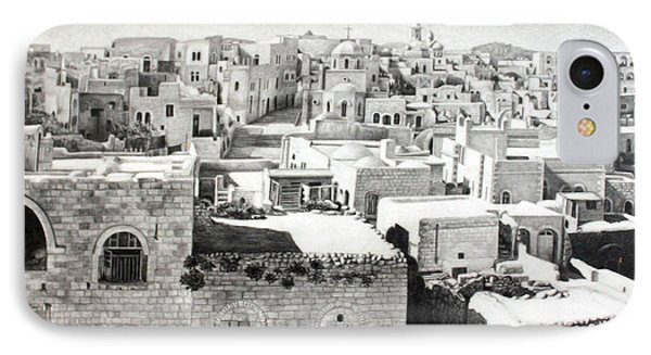 Bethlehem Old Town IPhone Case